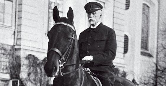 T. G. Masaryk, skvrna na čistém štítě Československé republiky?