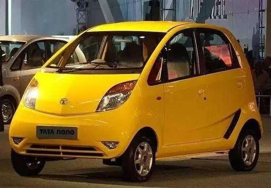 Nejlevnější nové auto na světě - 45,000,- Kč