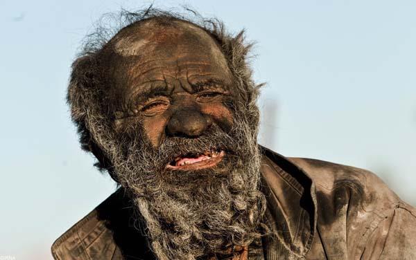 Muž, který se nemyl přes 60 let