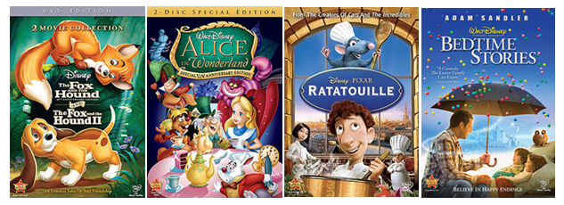 Nejlepších 50 animovaných komedií