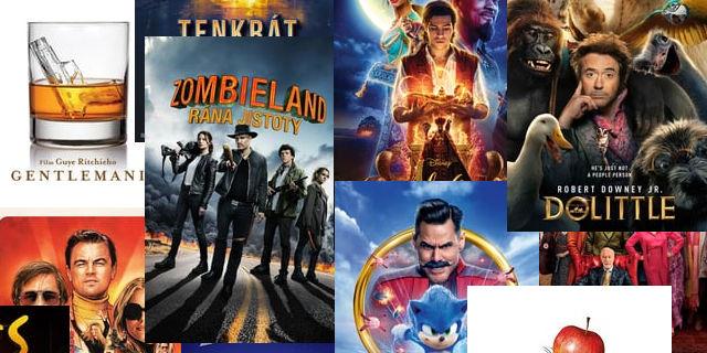 Nejlepší komedie za poslední rok, komedie 2019-2020