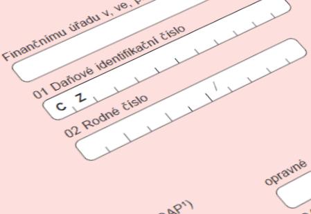 Daňové přiznání online, interaktivní formuláře, přehled možností