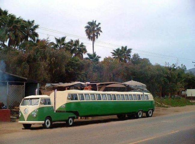 luxusni typ autobusu od koncernu VW