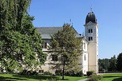 Státní zámek Hrubý Rohozec
