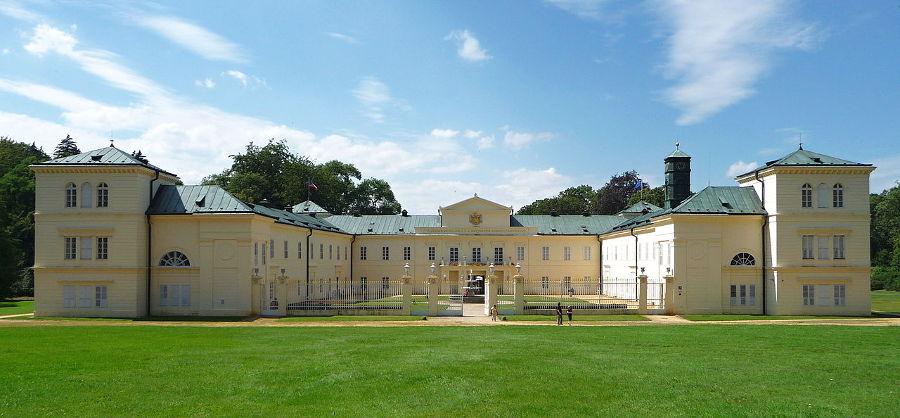 Státní zámek Kynžvart