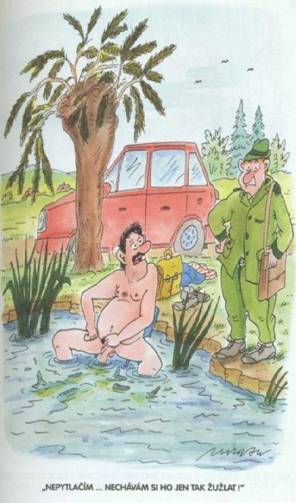 Kreslený vtip č. 1238