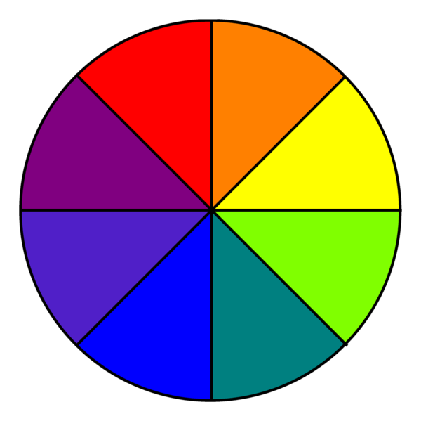 Magie a symbolika barev