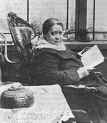 Blavatská roku 1887