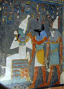 Seznam egyptských bohů