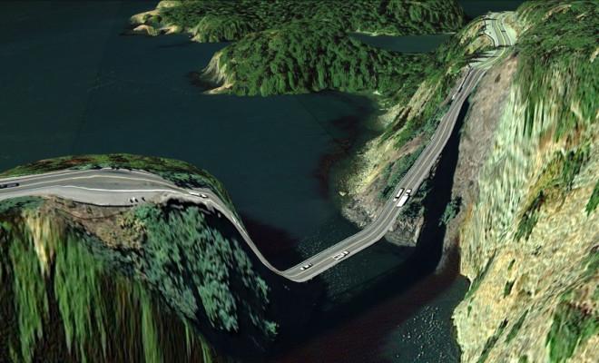 Nejvíce nebezpečné silnice na světě