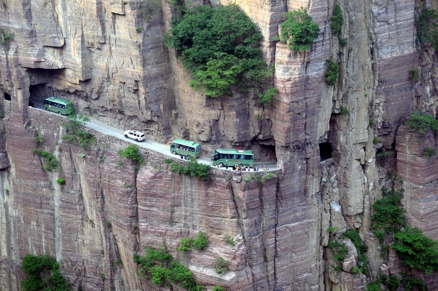 Guoliang Tunnel - China