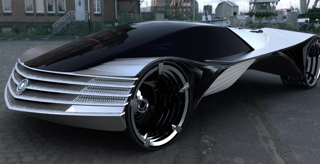 Auto jezdící 100 let bez doplnění paliva - Thorium Car