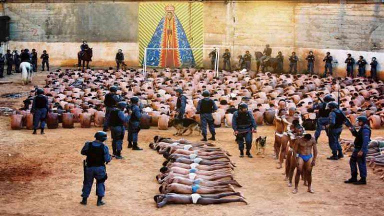 Masakr ve vězení Carandiru