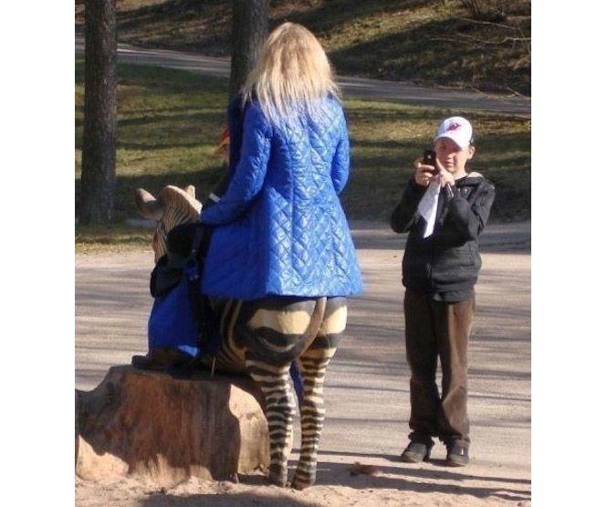 Legendární kentaur konečně vyfocen