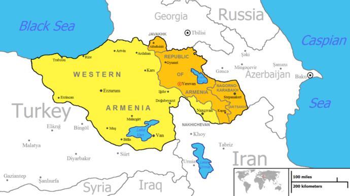 Arménská přísloví: co ty přeješ ostatním, to Bůh přeje tobě