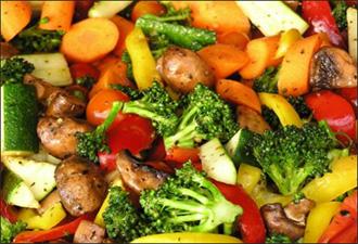 Orestovaná zelenina