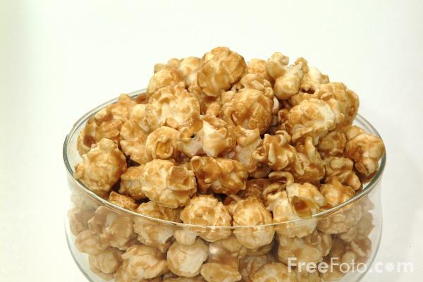 Pórkový popcorn