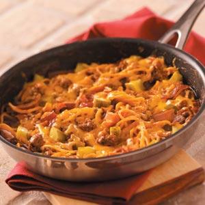 Špagetová specialita