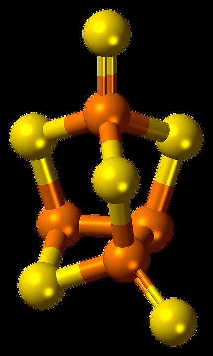 Fosfor je důležitý proti únavě a lámavosti kostí