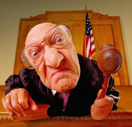 Zmatky a humorné situace v soudních síní i předsíní