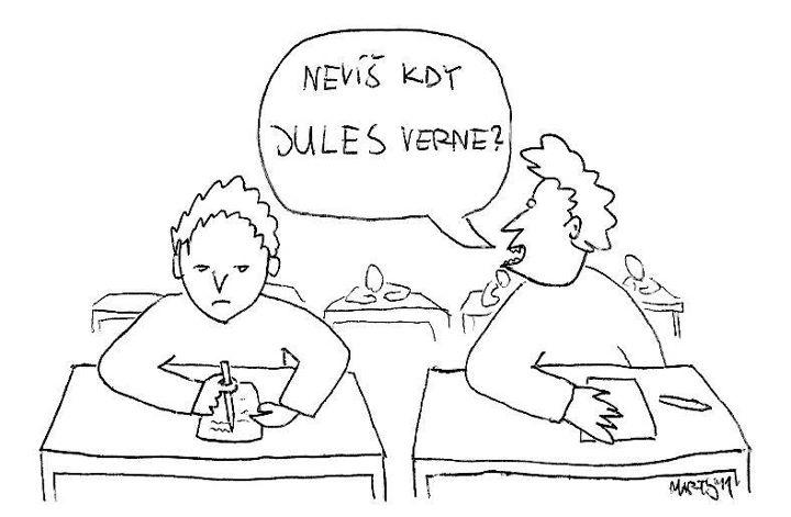 Vtipy o češtině