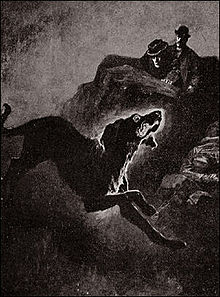archetyp Baskervillské příšery