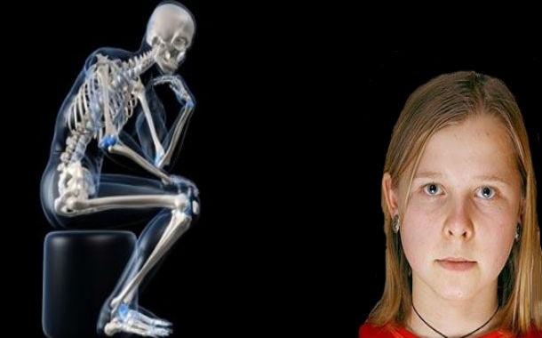 Dívka s rentgenovýma očima
