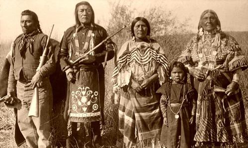 Indiáni kmene Hopi