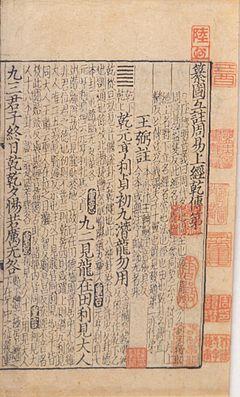 I-Ťing, kniha proměn