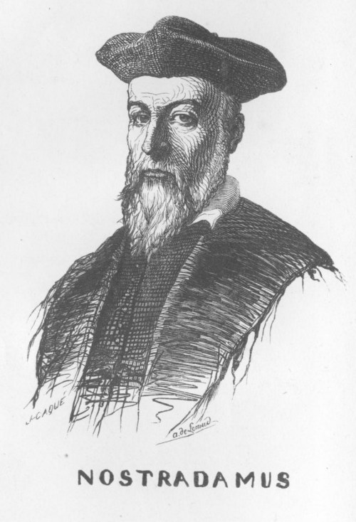 Nostradamus - největší věštec tisíciletí