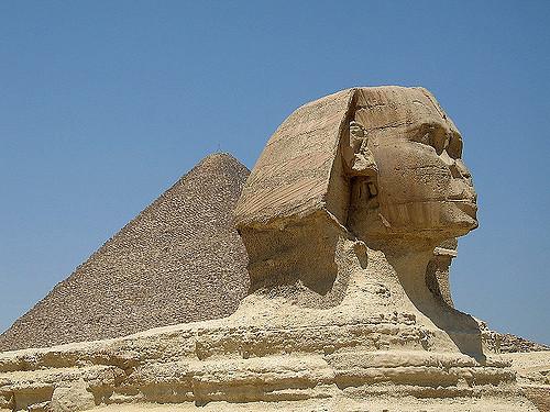 Velká pyramida v Gíza - nejzáhadnější a nejprozkoumanější