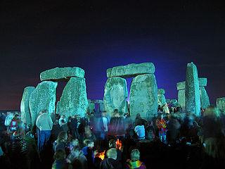 Stonehenge,  posvátná geometrie