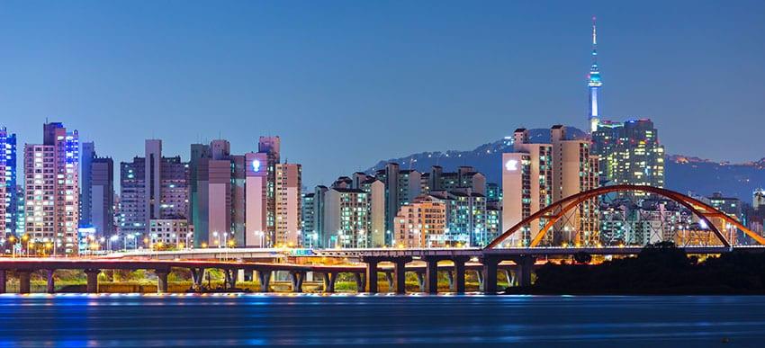 Zajímavosti o Jižní Koreji
