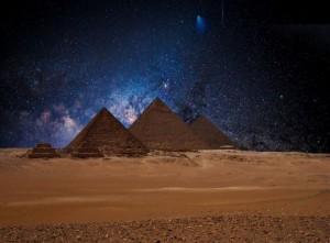 Zajímavá fakta o pyramidách