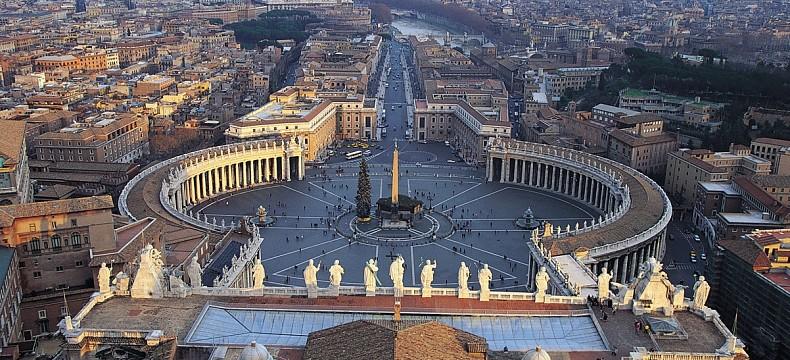 Zajímavosti o Vatikánu