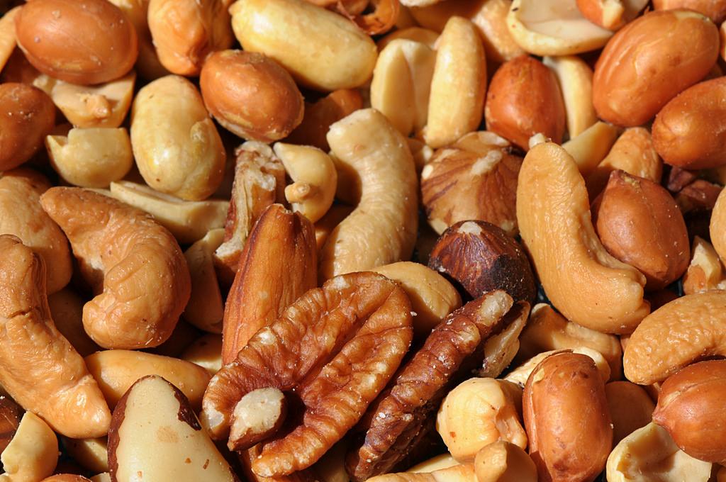 Druhy ořechů, které pomáhají na zdraví