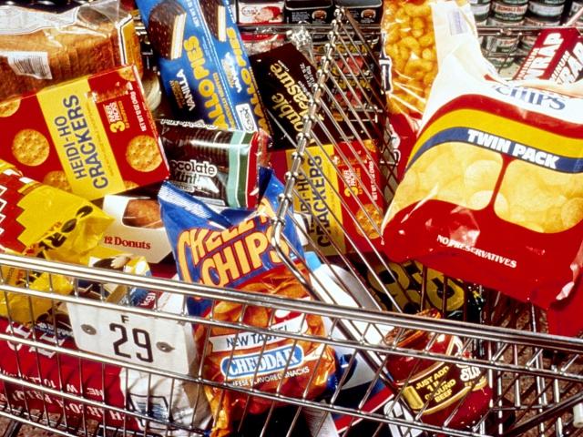 Jak vás postupně zabíjí jídlo, nezdravé potraviny