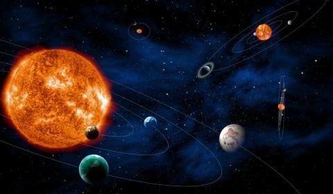 Zajímavosti o vesmíru, které jste ani netušili