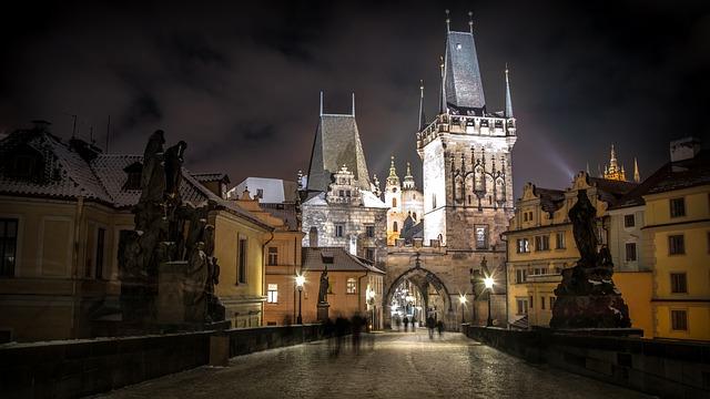 Finanční úřady pro Prahu včetně územních pracovišť v Praze