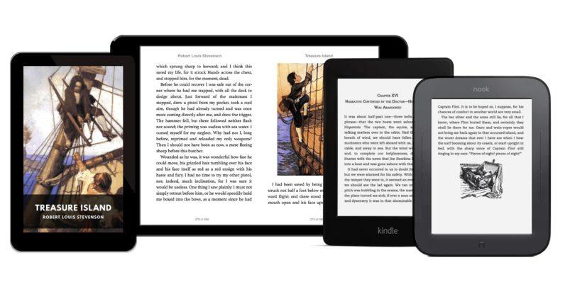 E-knihy, ebooks, elektronické knihy zdarma pro čtečky i tablety