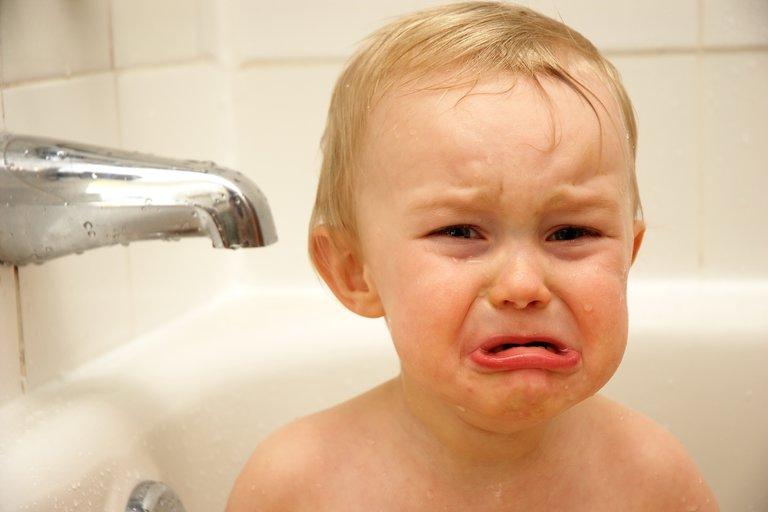 Ablutofobie - strach z koupání, fóbie z mytí